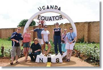 Uganda Gorilla Safaris - Aquator - Equator