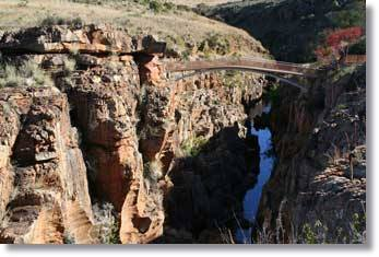Kruger National Park Borke's Luck Potholes Blyde River Canyon Panorama Tours