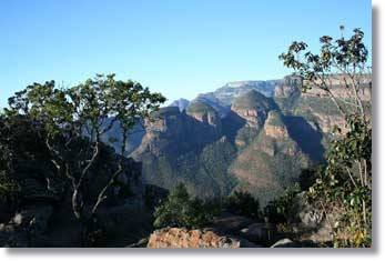 Three Rondavels Kruger National Park Blyde River Canyon Panorama Tours