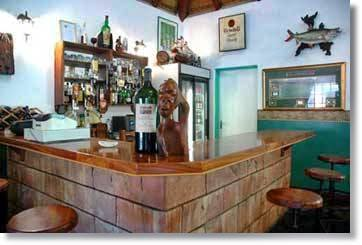 Bar and Pub at the Kruger Park
