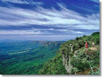 Gottes Fenster Panoramatours Blyde River Canyon Camping Safari