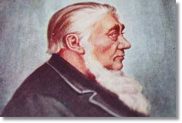 Paul Kruger - Founder of the Kruger National Park