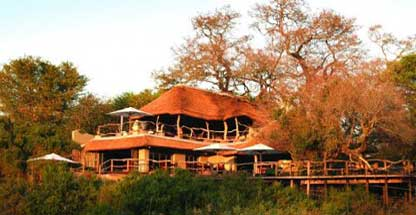 Kruger Park Accommodation Lodges