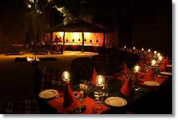 Wildtier Reservat in Afrika Malamala Lodges Unterkünfte