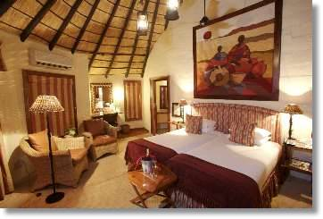 Lodge near the Kruger National Park