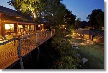 Unterkünfte mieten nähe Kruger Park in Sables Camps Lodges