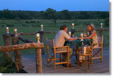 Kruger Park Safari Accommodation