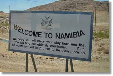 Welcome to Namibia - Südafrika Camping Safaris