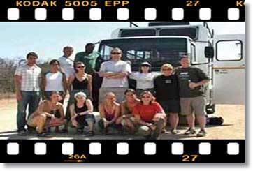 Afrika Camping Safaris Videos Südafrika Touren nach Namibia Filmvideo