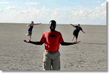 Etosha National Park Africa Camping Safari