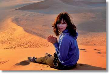 Namib Naukluft National Park Africa Tours