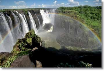 Kapstadt Afrika Touren zu den Victoria Fällen Nambia Botswana Camping Safaris