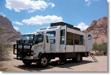Windhoek Safari Touren Campingsafaris in Afrika
