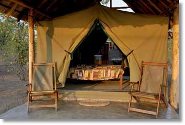 Accommodation on Safari in Africa - Kruger National Park