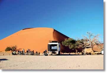Wüstensafari Südafrika Namibia Campings Safaris
