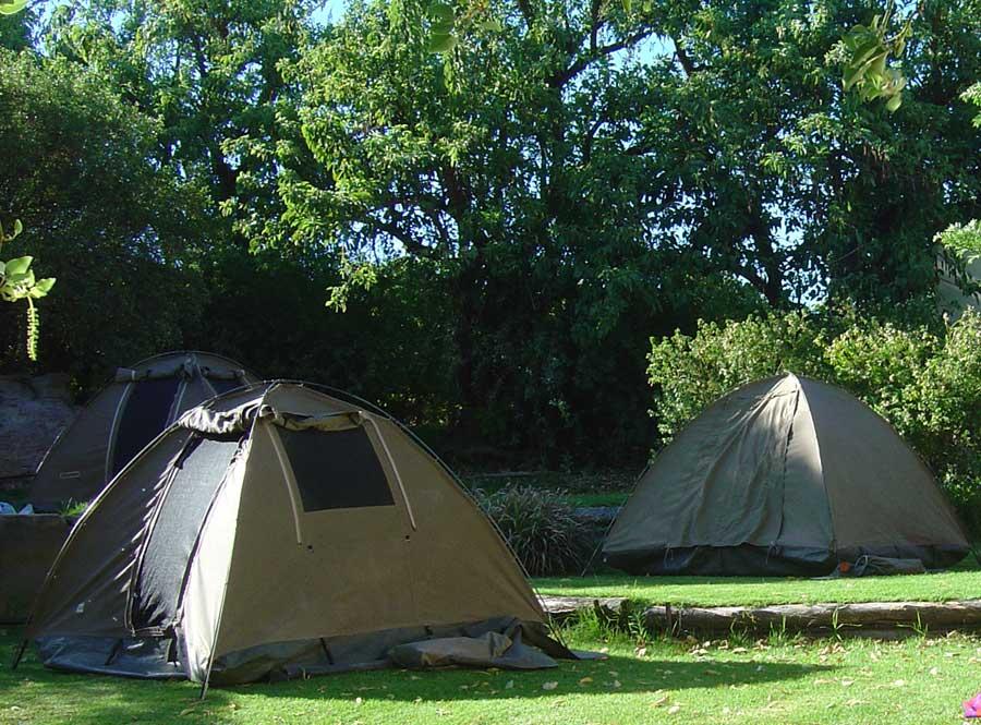 explorers village camping victoria falls