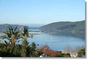 Knysna Garden Route South Africa