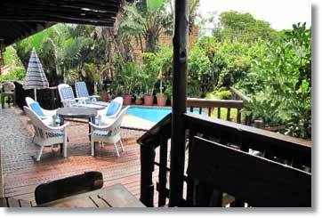 St Lucia Wetland Park Accommodation