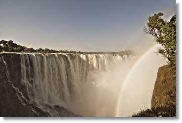 Victoria Falls Safari South Africa