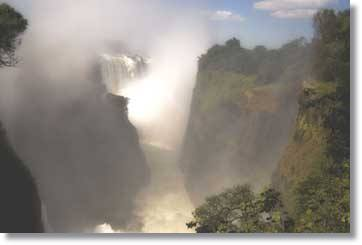 Zimbabwe Victoria Waterfalls Images
