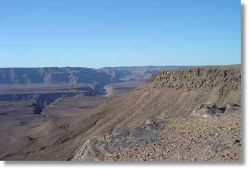 Fish River Canyon Tour