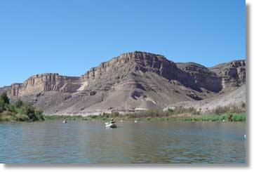 Namibia Orange River Camping Safaris